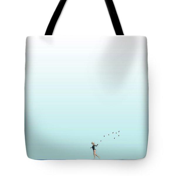Equilibrio  Tote Bag