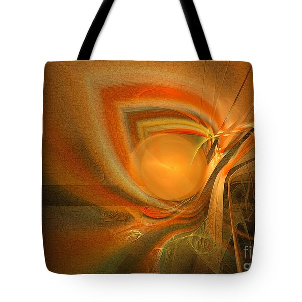 Equilibrium - Abstract Art Tote Bag