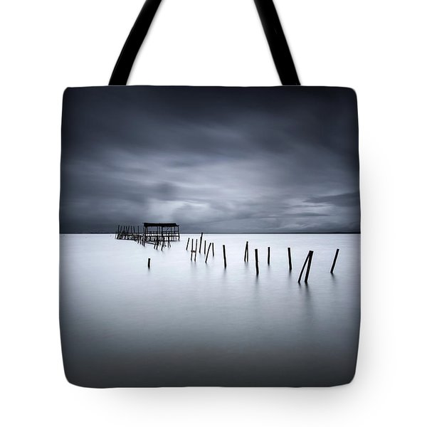 Equilibrium Tote Bag by Jorge Maia