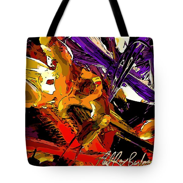 Equilibrium Malfunction  Tote Bag