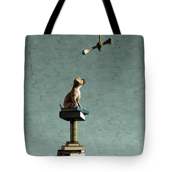 Equilibrium Vi Tote Bag