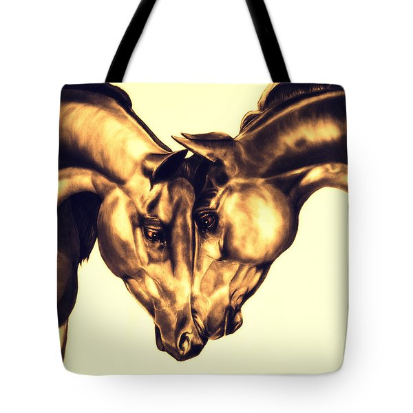 Equine Attraction Tote Bag