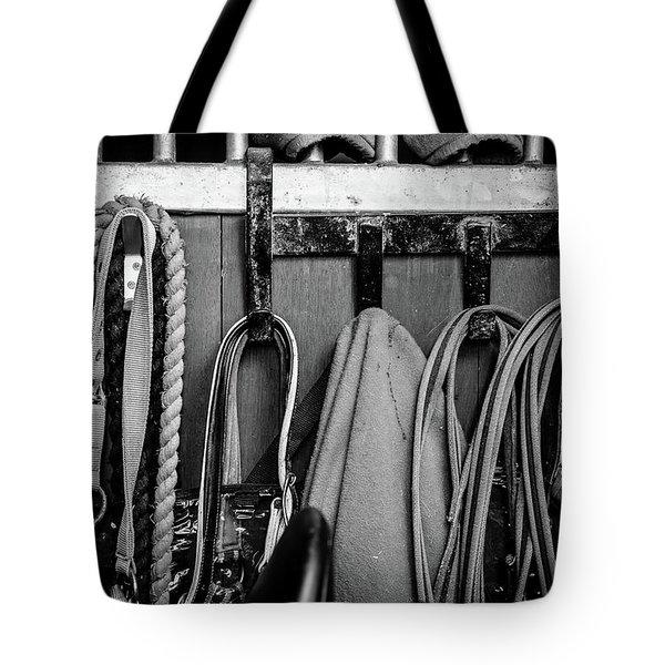 Equine Life Tote Bag