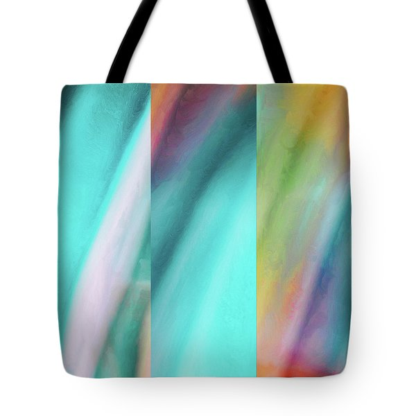 Tote Bag featuring the digital art Equipoise 2 by Tom Druin