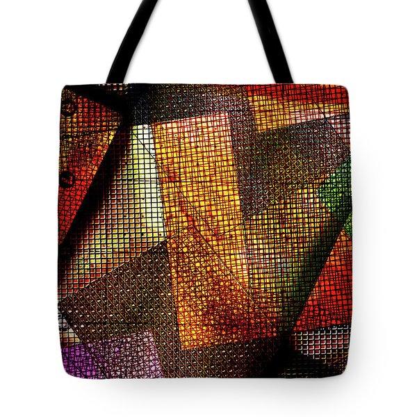 Equitable Distribution Tote Bag by Don Gradner