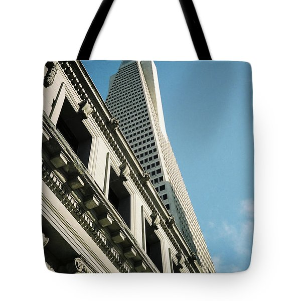 Eras, San Francisco Tote Bag