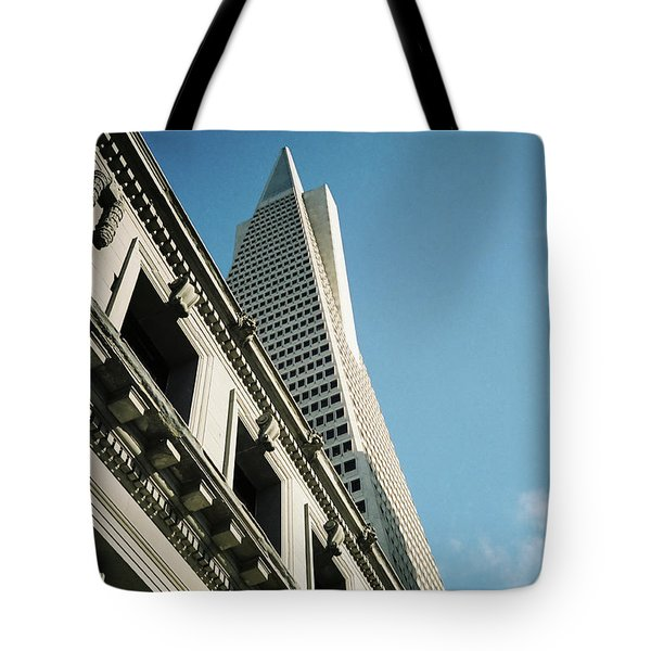 Eras, San Francisco Tote Bag