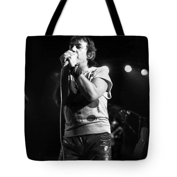Eric Burdon 3 Tote Bag