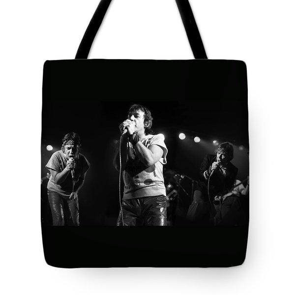 Eric Burdon 3 Tote Bag