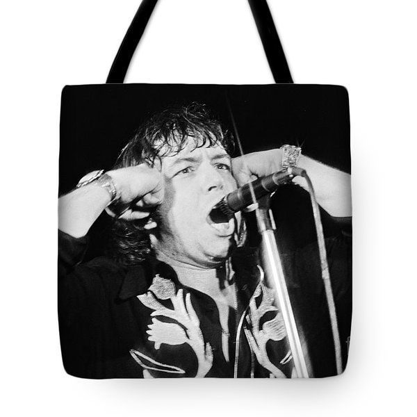 Eric Burdon In Concert-1 Tote Bag