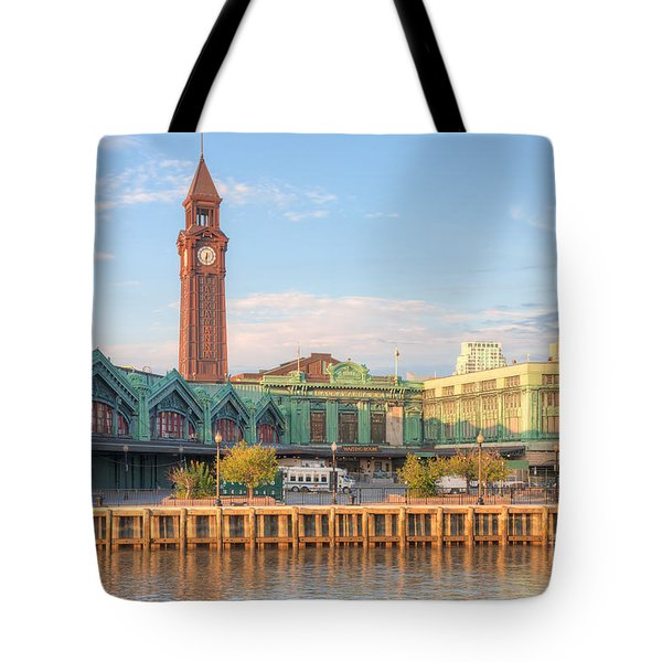 Erie Lackawanna Terminal IIi Tote Bag