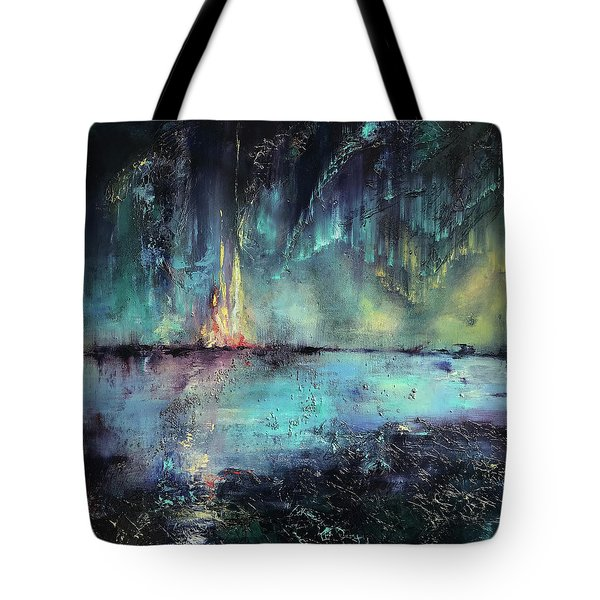 Erluption Tote Bag