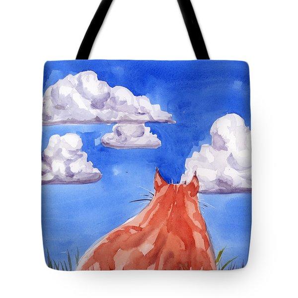 Ernesto's Dream Tote Bag