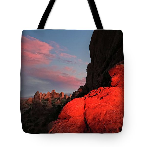 Erocktic Tote Bag