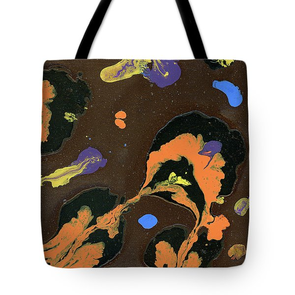 Eroded And Corroded Tote Bag
