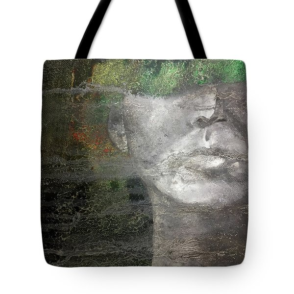 Erosion Tote Bag