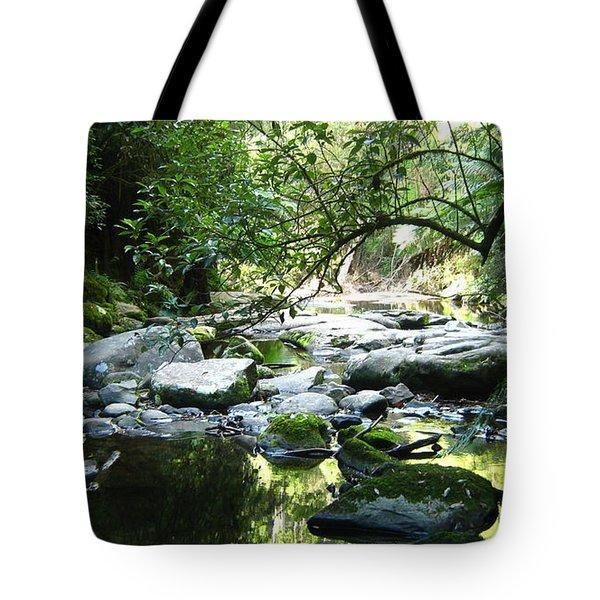Erskine River Tote Bag