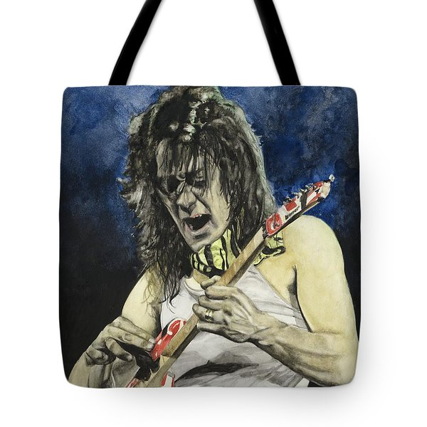 Eruption  Tote Bag by Lance Gebhardt