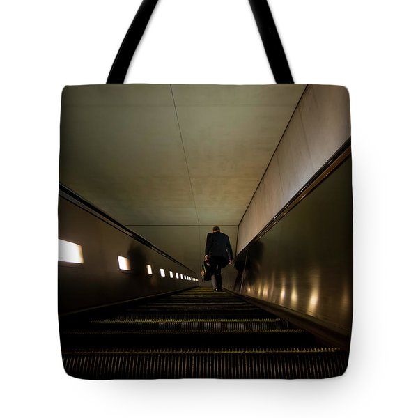 Escalation Tote Bag