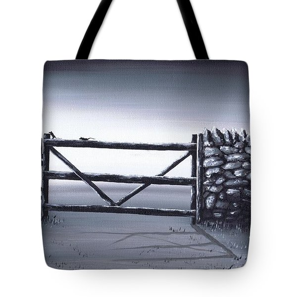 Escape Plan Tote Bag by Kenneth Clarke