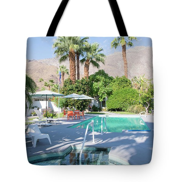Escape Resort Tote Bag