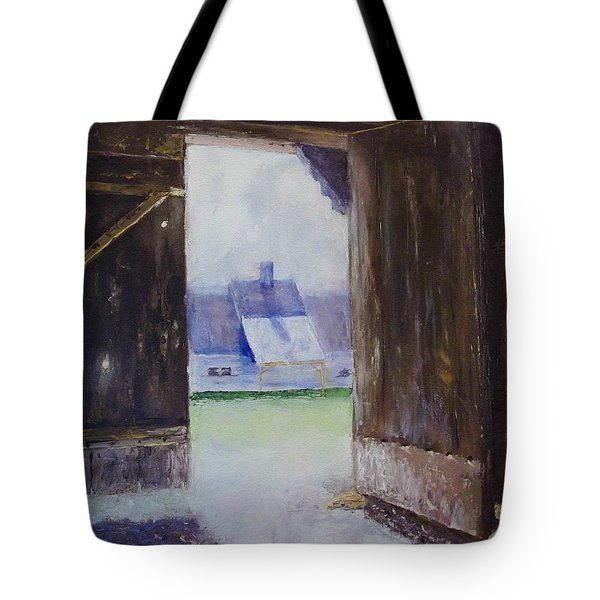 Escape The Sun Tote Bag