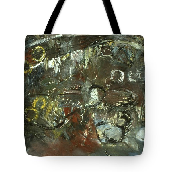 Escape The Whirlwind #2 Tote Bag