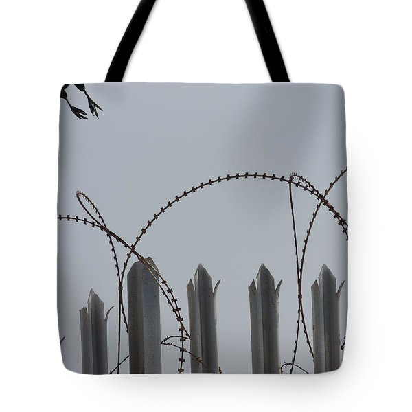Tote Bag featuring the photograph Escape To Freedom by Jeremy Holton