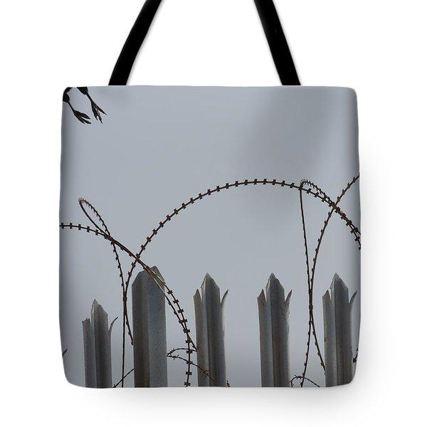 Escape To Freedom Tote Bag