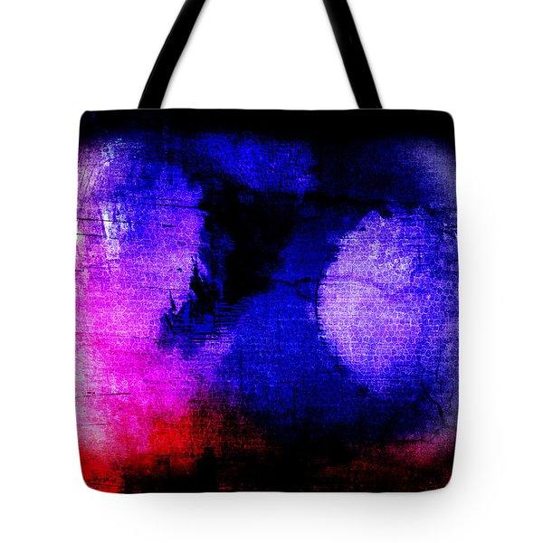 Escaping Depression Tote Bag