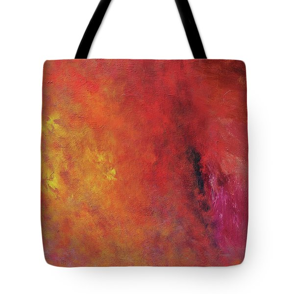 Escaping Spirits Tote Bag