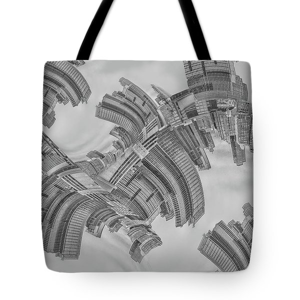 Escheresque Nyc Tote Bag