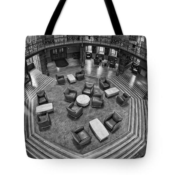 Escher's Study Tote Bag
