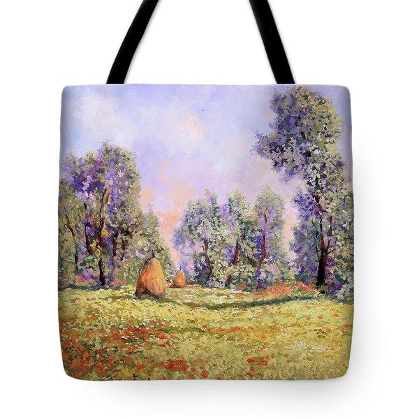 Esercizi Impressionisti Tote Bag