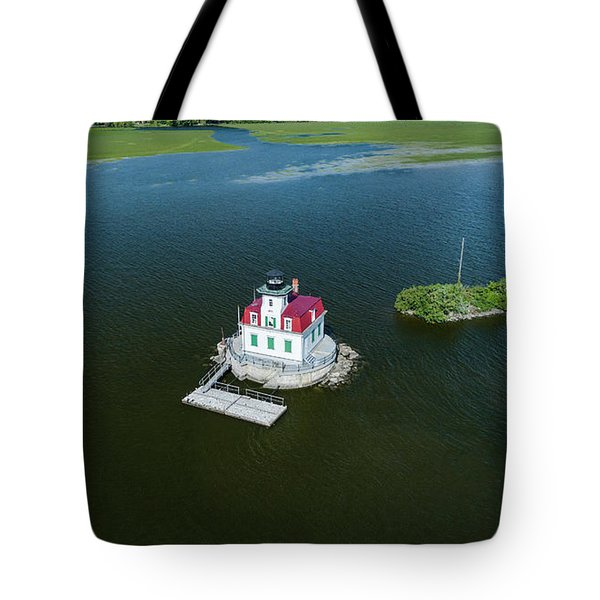 Esopus Lighthouse Tote Bag