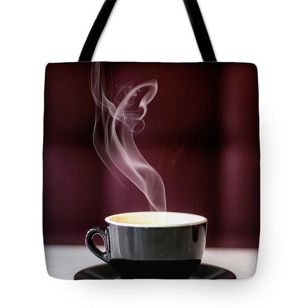 Espress Yourself Tote Bag