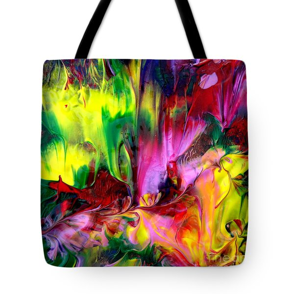 Essence Tote Bag by Fred Wilson