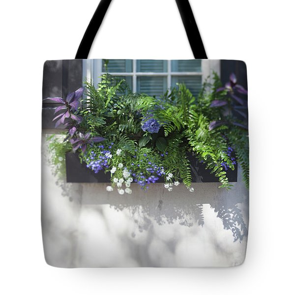 Essence Of Charleston Tote Bag