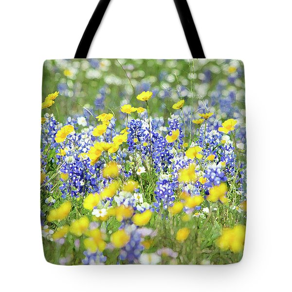Essence Of Colors Tote Bag