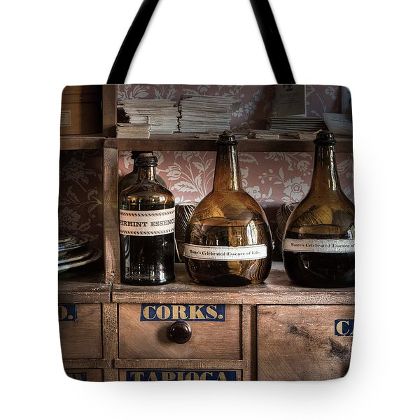 Tote Bag featuring the photograph Essence Of Life by Gary Heller