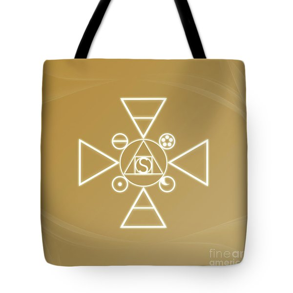 Essence Of The Spirit Tote Bag