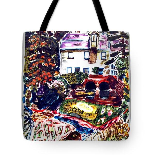 Essex, Great Britain, Travel Poster Tote Bag