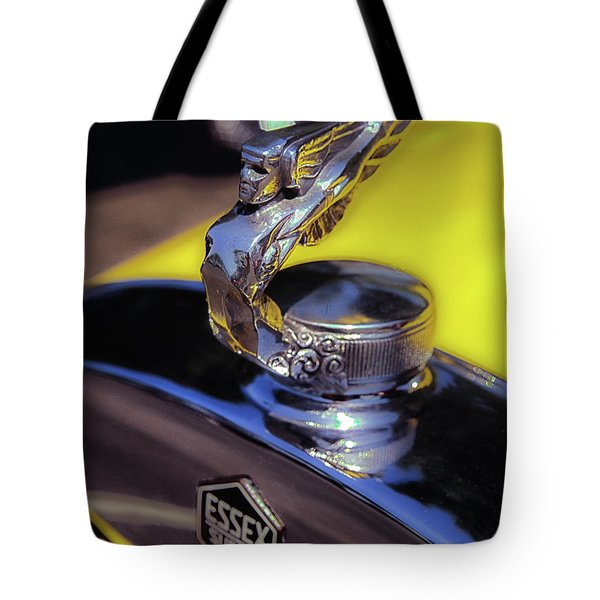 Essex Super 6 Hood Ornament Tote Bag