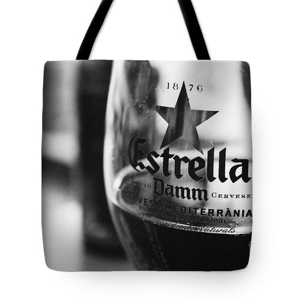 Estrella Damm Tote Bag
