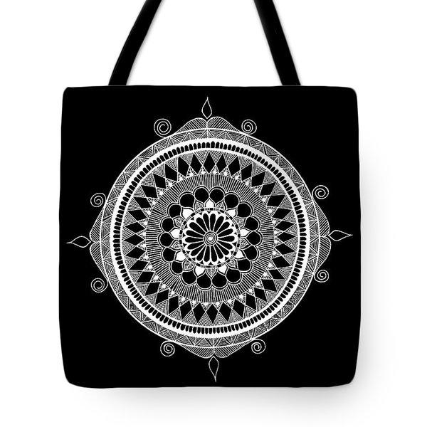 Estrella Mandala Tote Bag