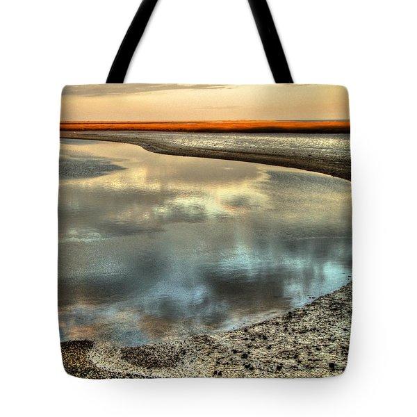Estuary Tote Bag