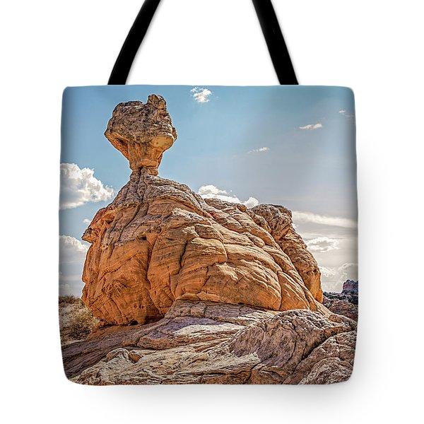 Et Rock Formation Tote Bag
