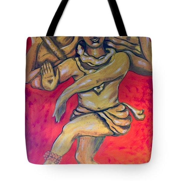 Eternal Dancer Tote Bag