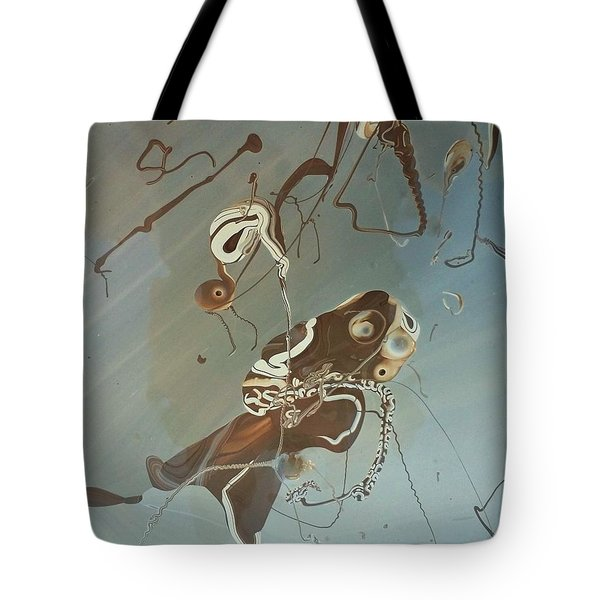 Eternal Fish Tote Bag