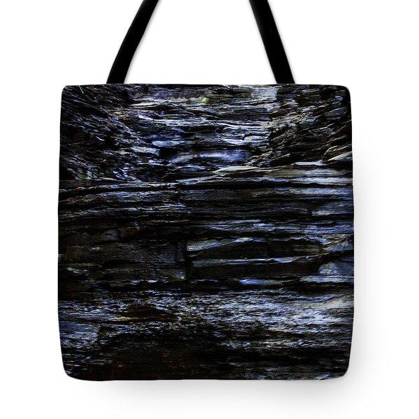 Eternal Flame Falls Tote Bag